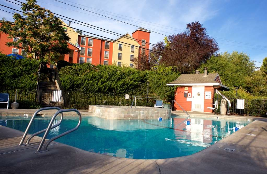 Best Western Grants Pass Inn - Piscina