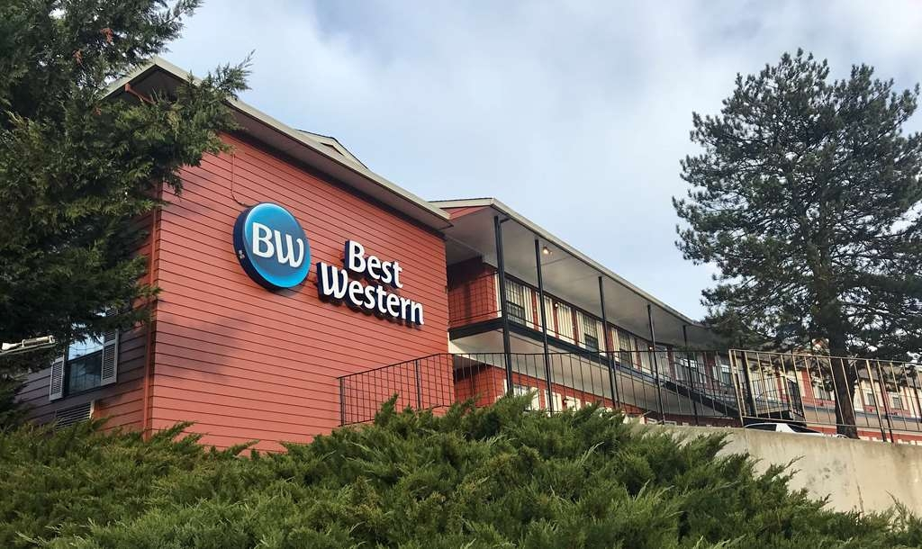 Best Western Grants Pass Inn - Vista Exterior