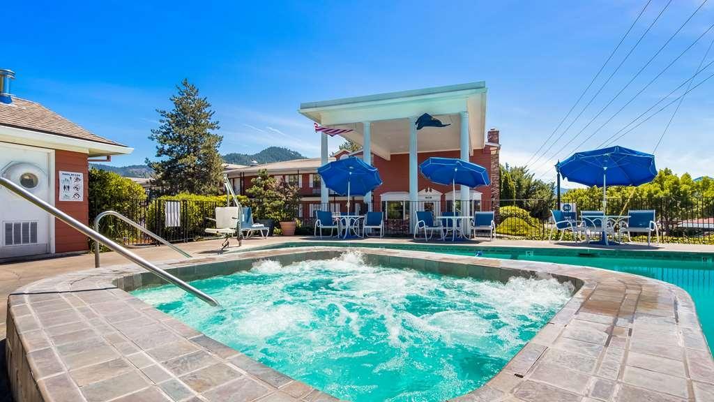 Best Western Grants Pass Inn - Piscina