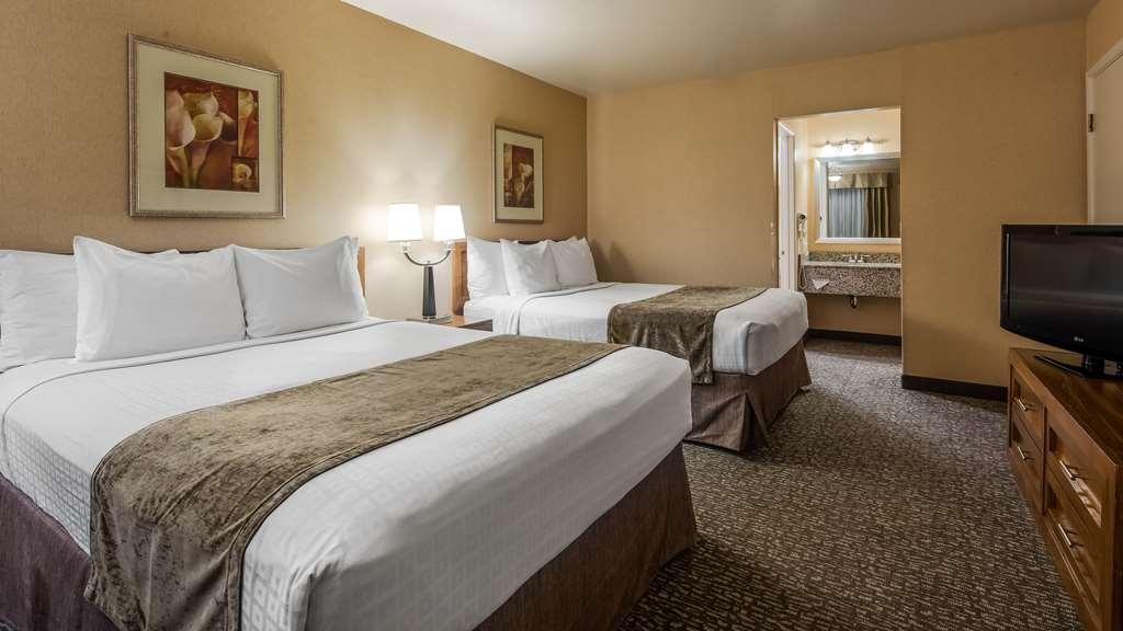 Best Western Grants Pass Inn - Habitaciones/Alojamientos