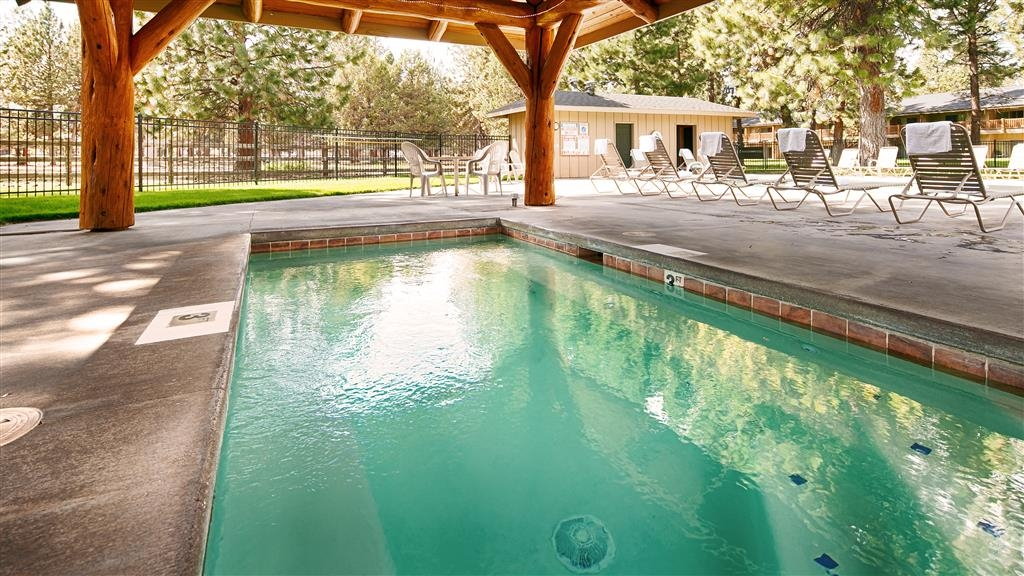 Best Western Ponderosa Lodge - whilrpool