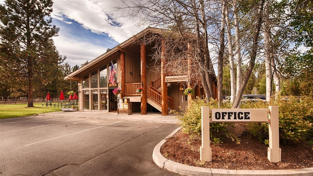 Best Western Ponderosa Lodge - frente-exterior