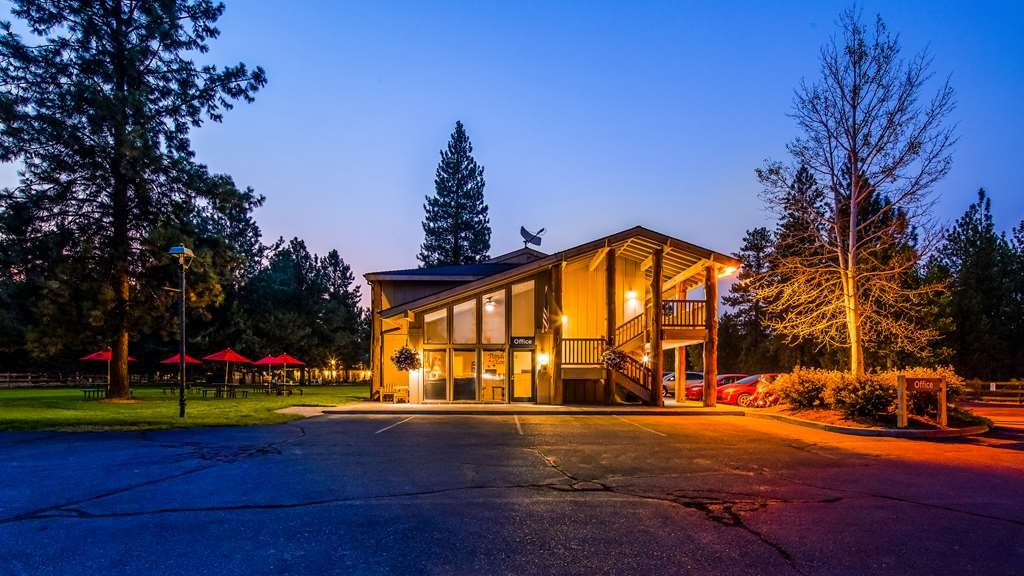 Best Western Ponderosa Lodge - Vista Exterior