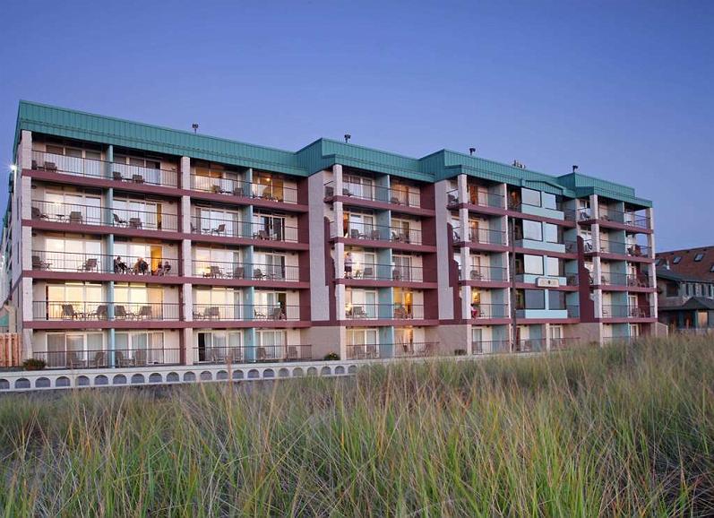 Best Western Plus Ocean View Resort - Aussenansicht
