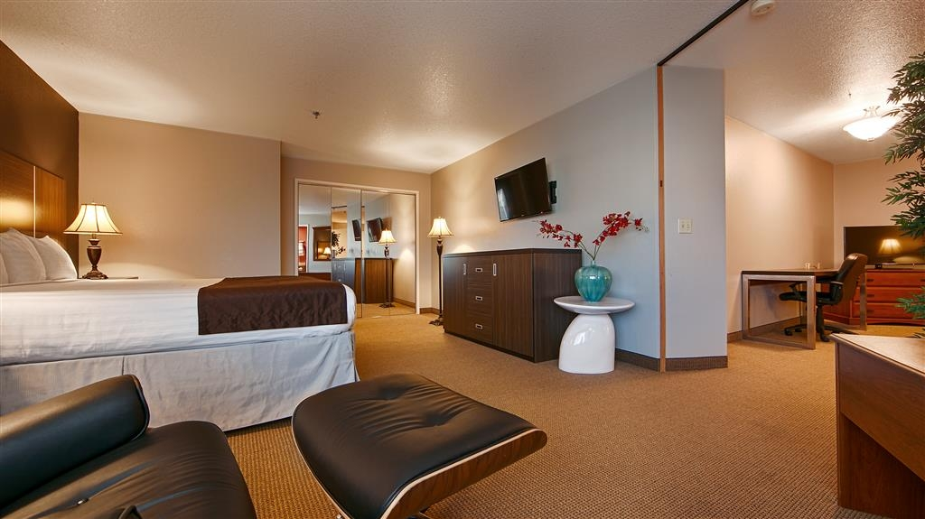 Best Western Inn at the Meadows - Chambres / Logements