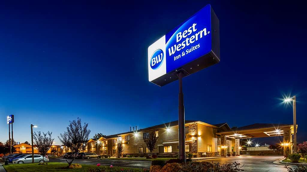 Best Western Inn & Suites - Area esterna