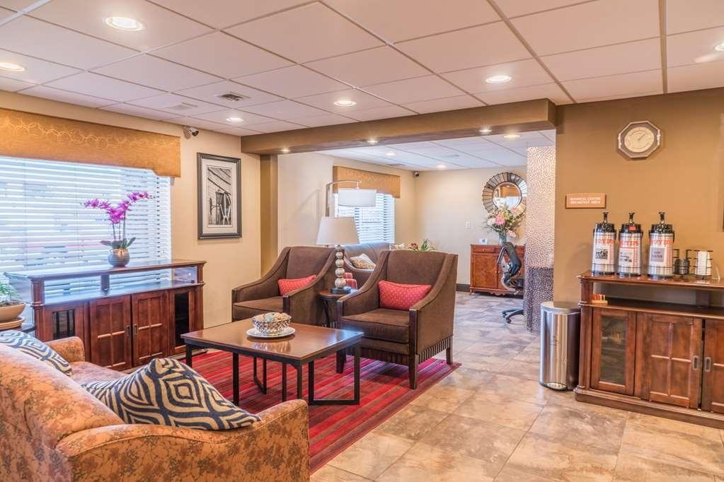 Best Western Inn & Suites - Lobbyansicht