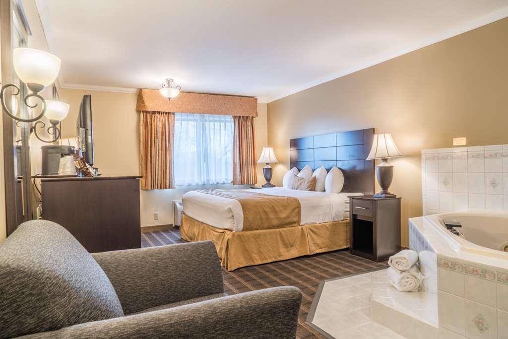 Best Western Inn & Suites - Gästezimmer/ Unterkünfte