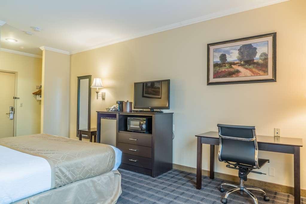 Best Western Inn & Suites - Zimmer Annehmlichkeiten