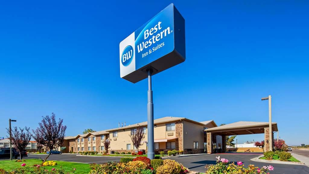 Best Western Inn & Suites - Vista Exterior