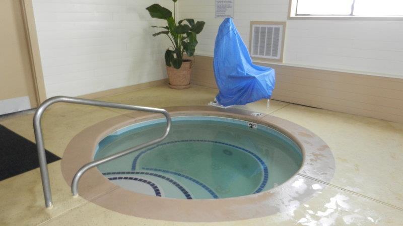 Best Western Inn & Suites - chaud baignoire