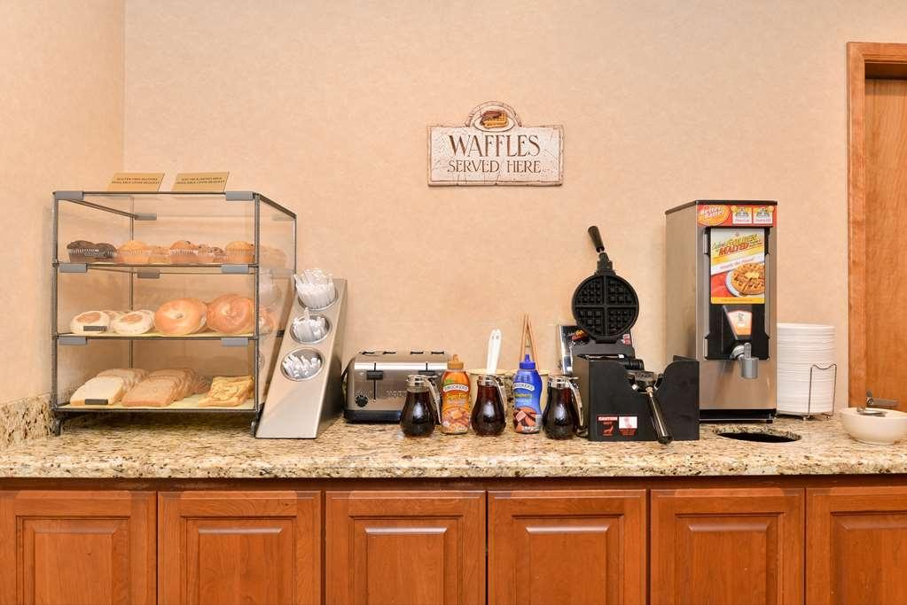 Best Western Pendleton Inn - Prima colazione a buffet