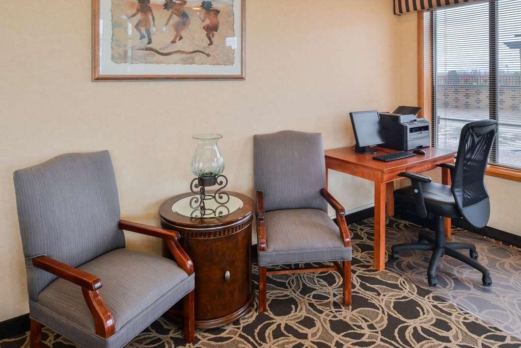 Best Western Pendleton Inn - centro de negocios-característica