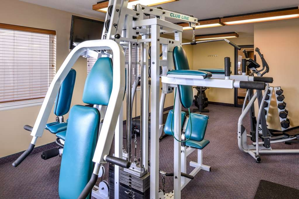 Best Western Pendleton Inn - Maintain your fitness routine during your stay with us in our fitness center.