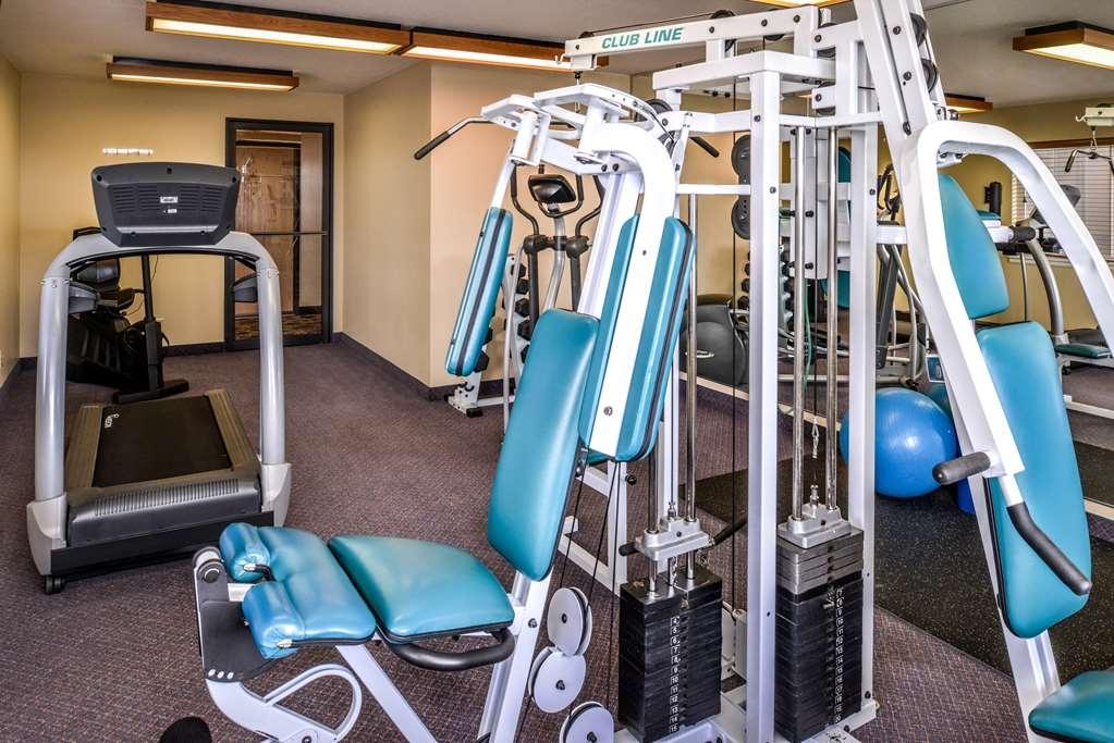 Best Western Pendleton Inn - Sala fitness