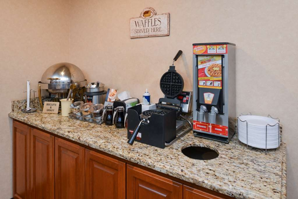 Best Western Pendleton Inn - Desayuno Buffet