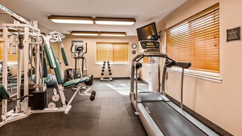 Best Western Pendleton Inn - Club de salud
