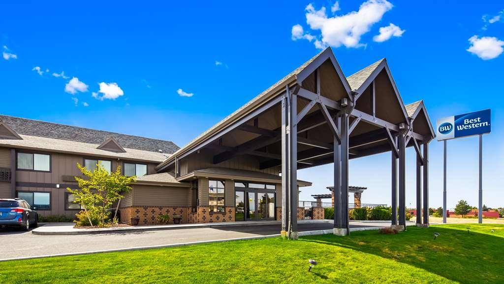 Best Western Pendleton Inn - Vista Exterior