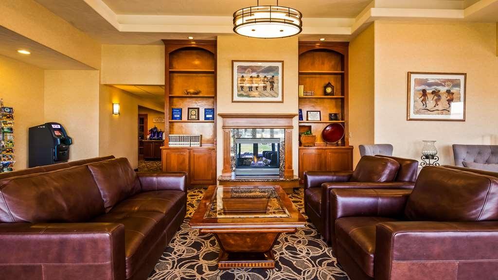 Best Western Pendleton Inn - Hall