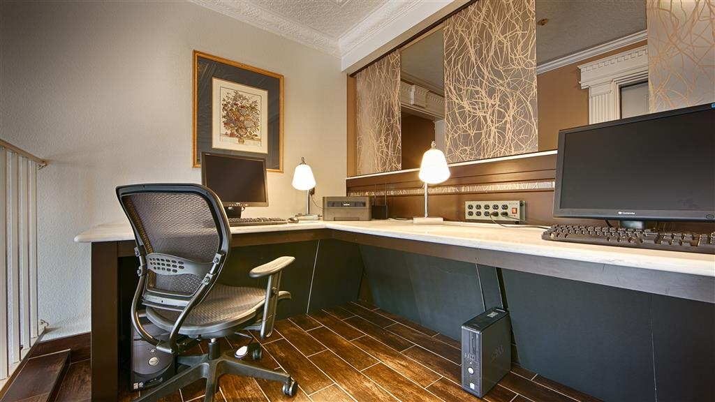 Best Western Corvallis - Stay productive during your time away from home in our business center.