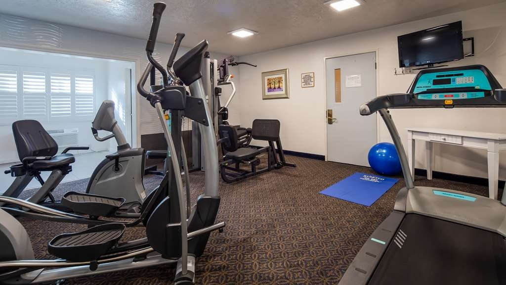 Best Western Corvallis - Fitness Center