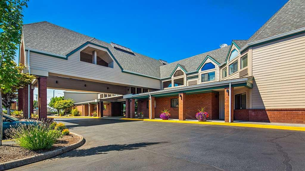 Best Western Pony Soldier Inn - Airport - Area esterna