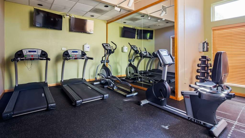 Best Western Plus Mill Creek Inn - Fitnessstudio