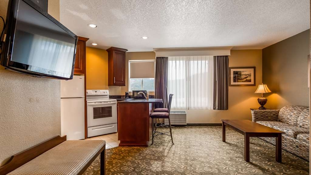 Best Western Salbasgeon Inn & Suites of Reedsport - Amenità Agriturismo