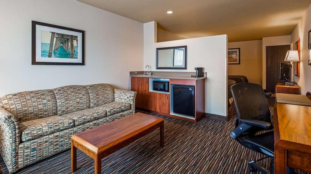 Best Western Salbasgeon Inn & Suites of Reedsport - Suite