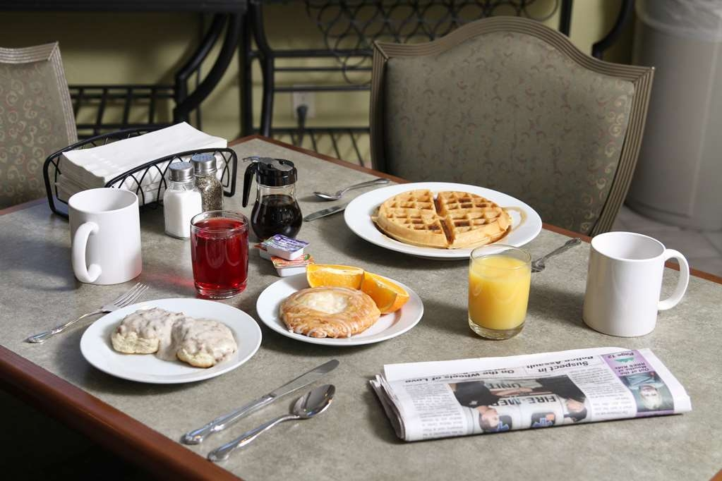 Best Western Inn at the Rogue - colazione