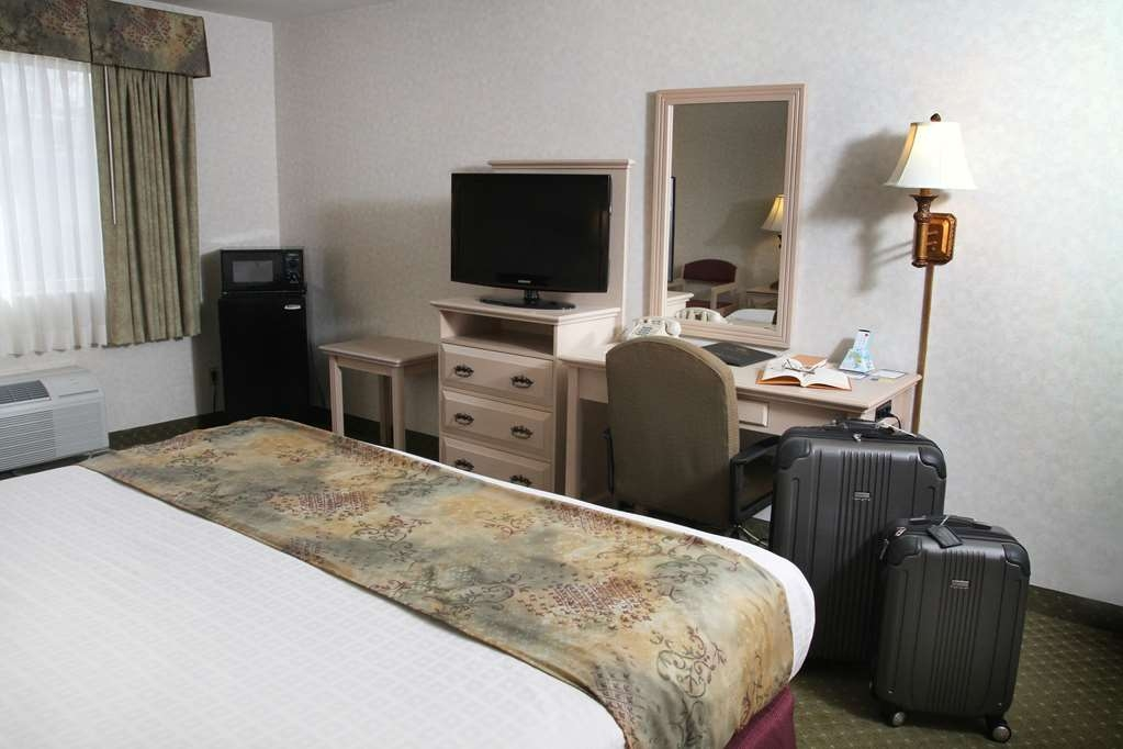 Best Western Inn at the Rogue - standard chambre