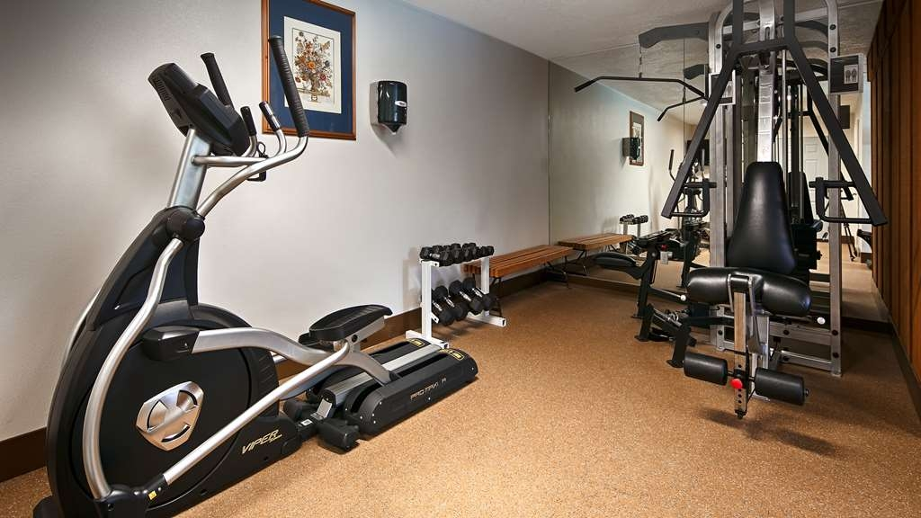 Best Western Grand Manor Inn - Sala fitness