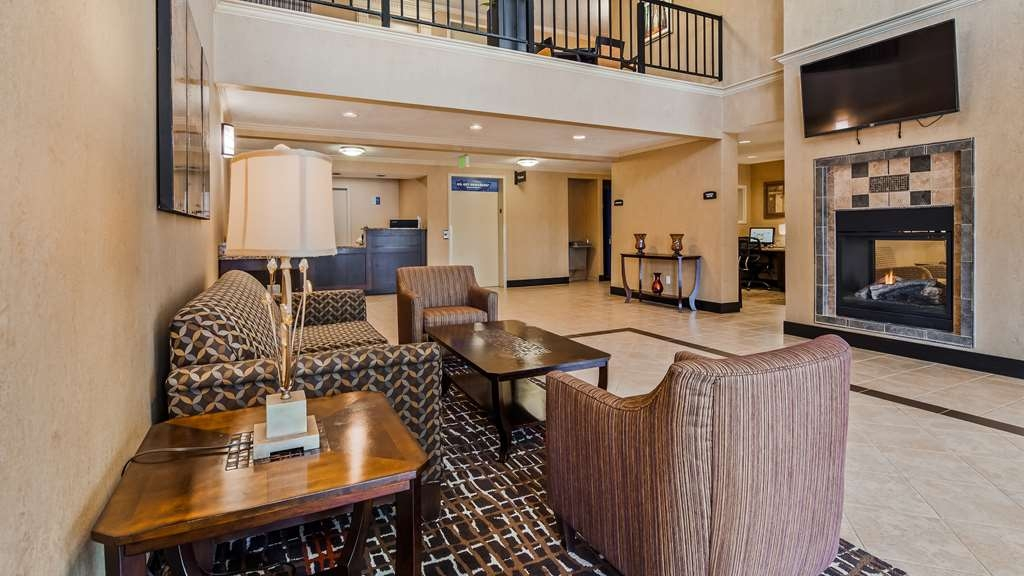 Best Western Grand Manor Inn - Hall