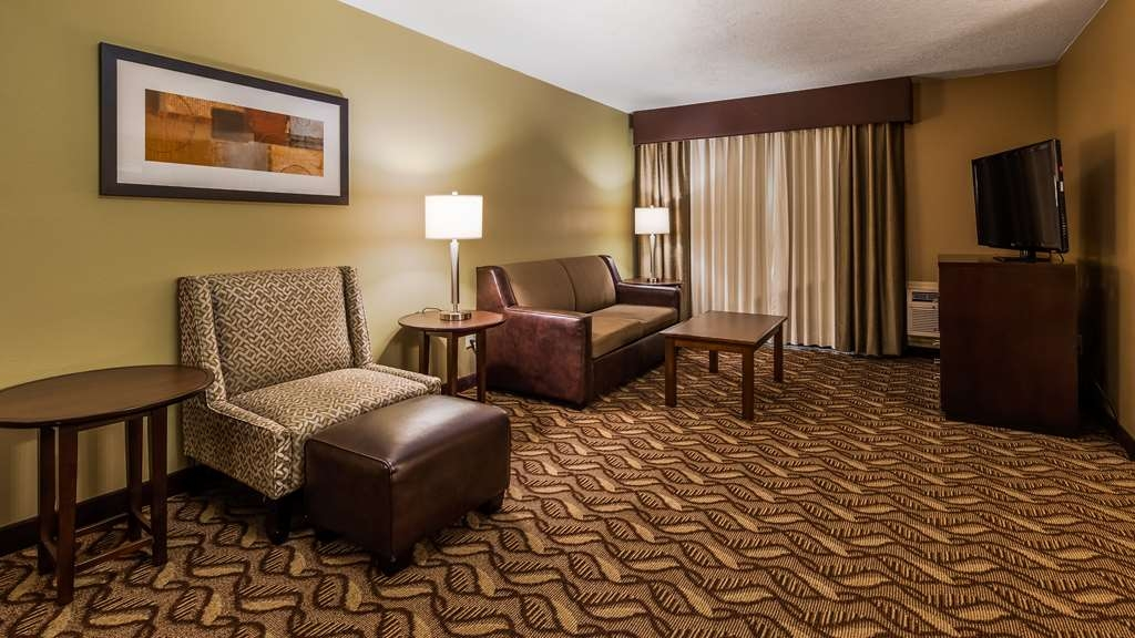 Best Western Grand Manor Inn - Suite