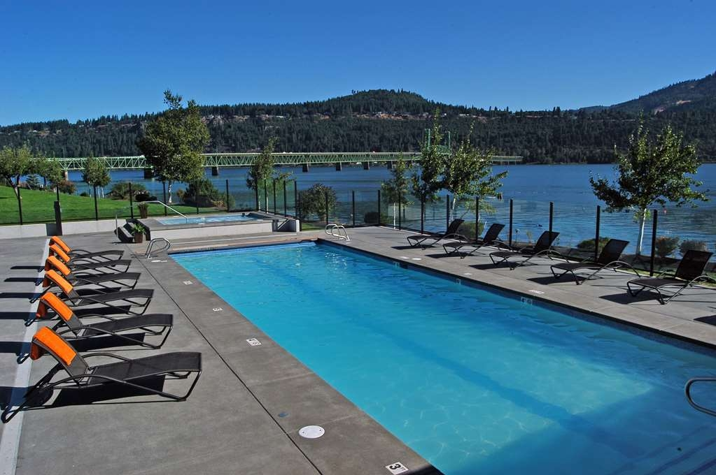 Best Western Plus Hood River Inn - Vue de la piscine