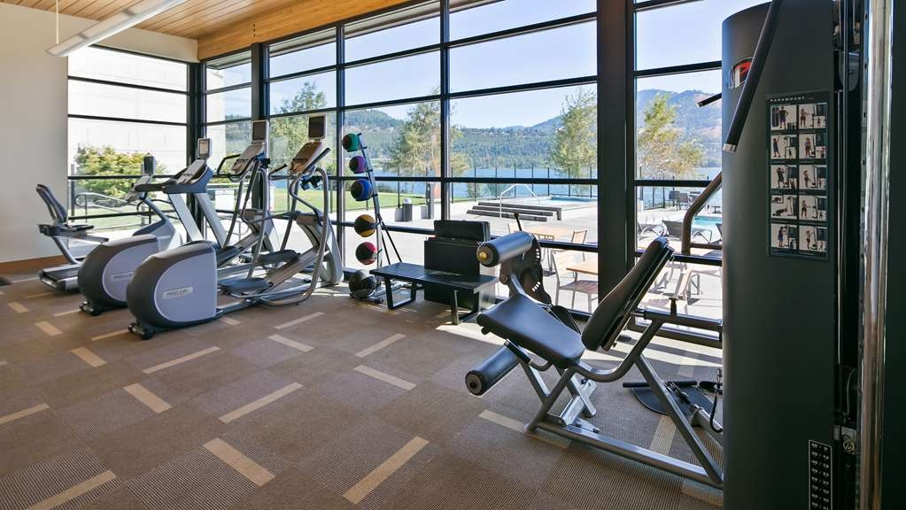 Best Western Plus Hood River Inn - Club de remise en forme