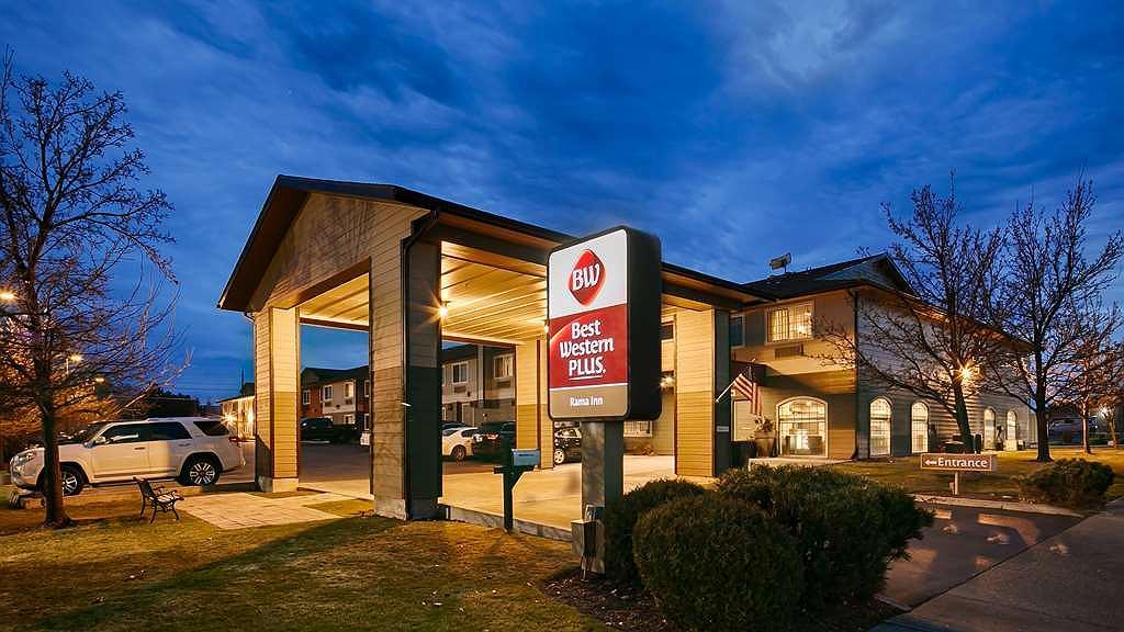 Best Western Plus Rama Inn - BEST WESTERN PLUS Rama Inn