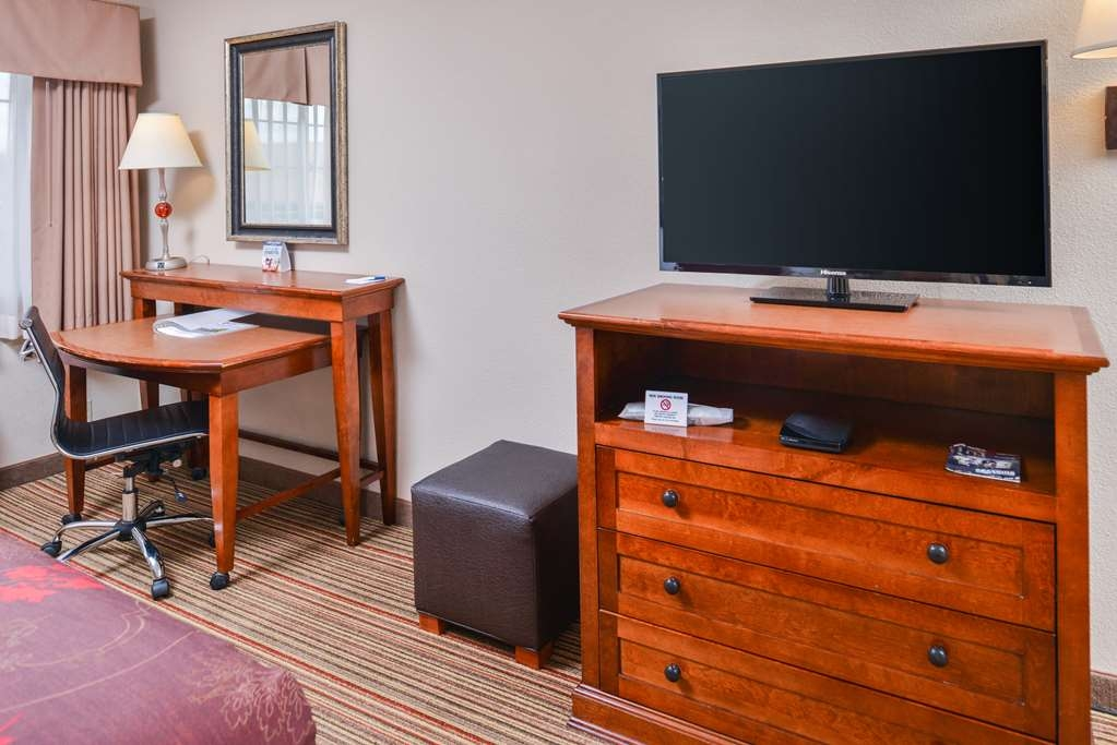 Best Western Plus Rama Inn - All of our rooms have flat screen TVs.