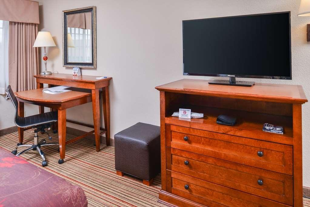 Best Western Plus Rama Inn - Toutes nos chambres disposent d'une télévision à écran plat.
