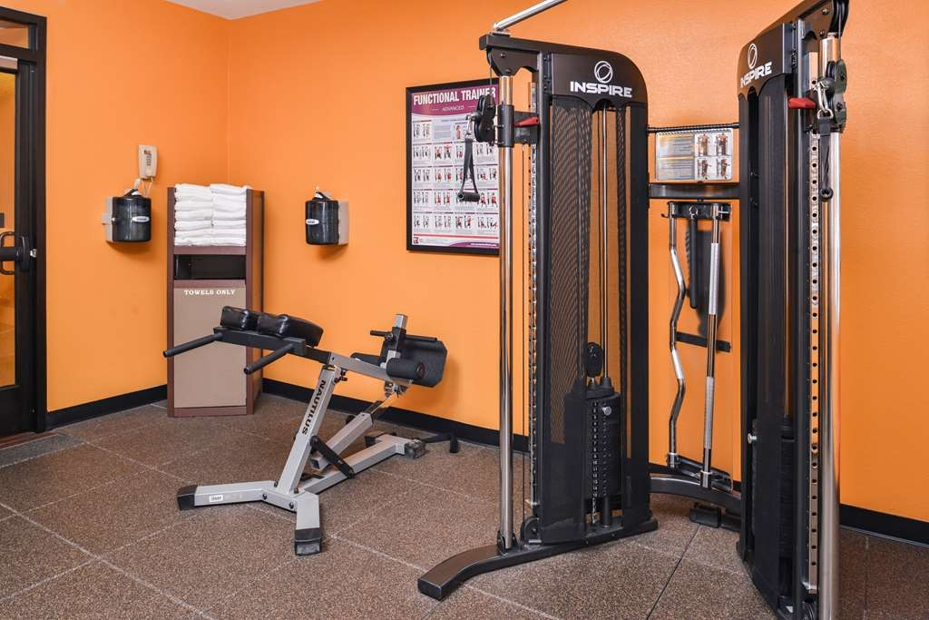 Best Western Plus Rama Inn - Club de remise en forme