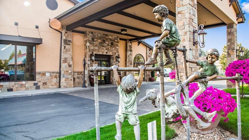Best Western Prineville Inn - Außenansicht