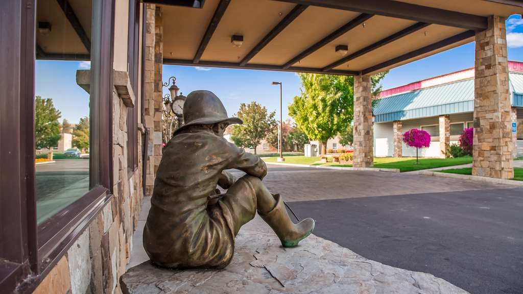 Best Western Prineville Inn - Have a seat and enjoy your stay!