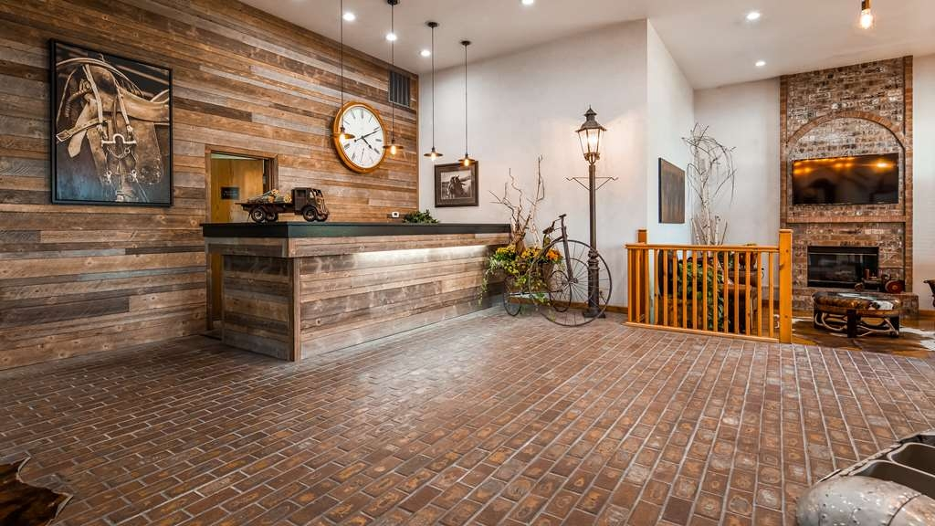 Best Western Prineville Inn - Welcome!