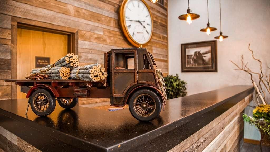 Best Western Prineville Inn - Lobby view