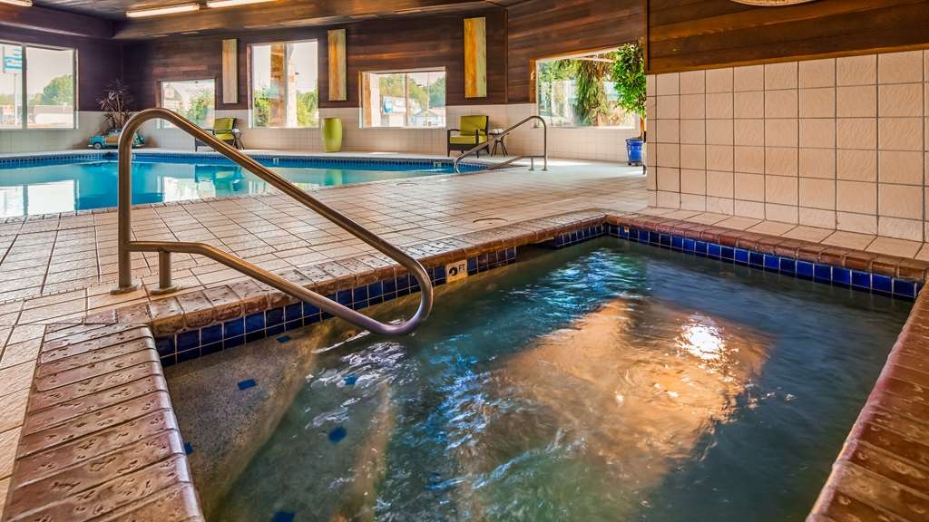 Best Western Prineville Inn - Relax after a long day!