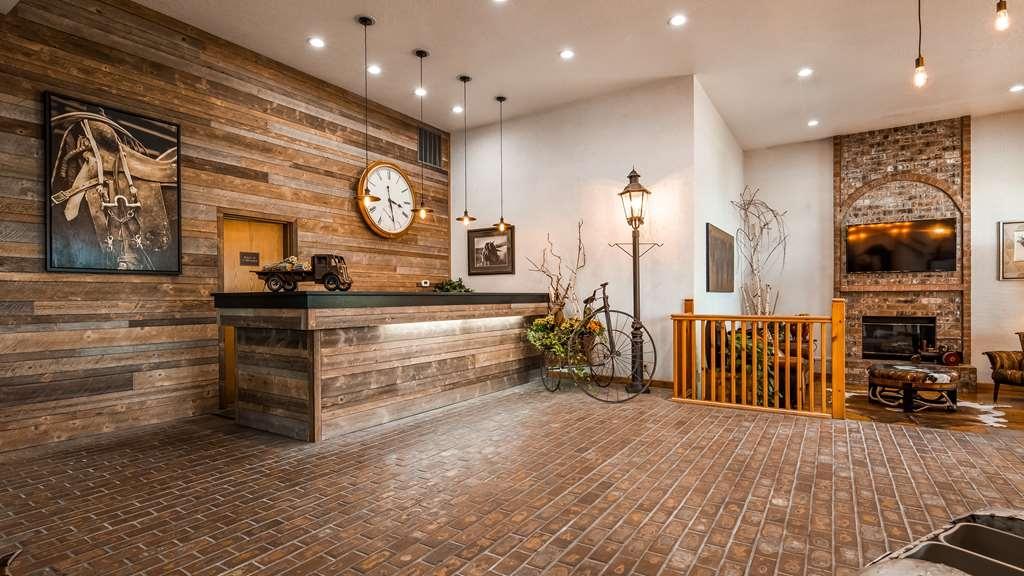 Best Western Prineville Inn - Lobbyansicht