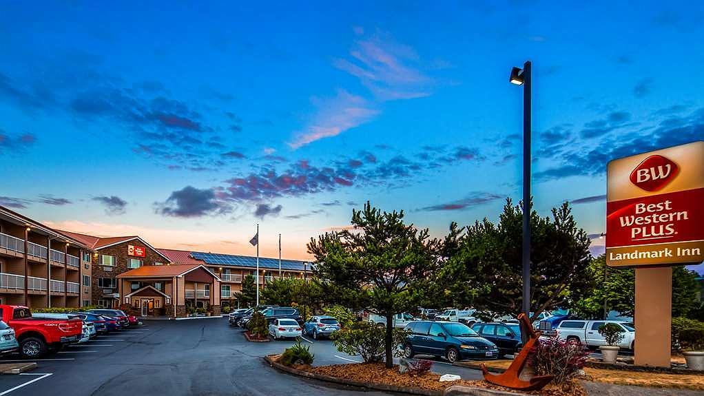 Best Western Plus Landmark Inn - Area esterna