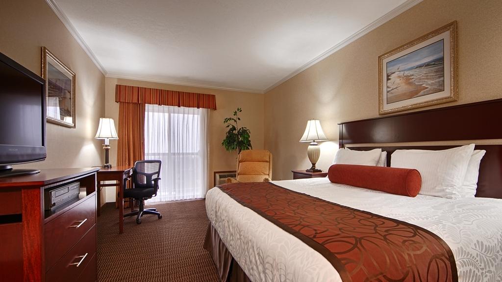 Best Western Plus Landmark Inn - Habitaciones/Alojamientos