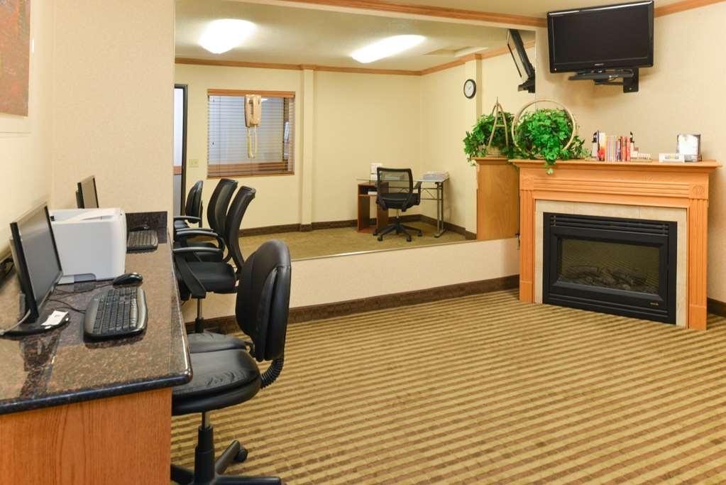 Best Western Plus Landmark Inn - centro de negocios-característica