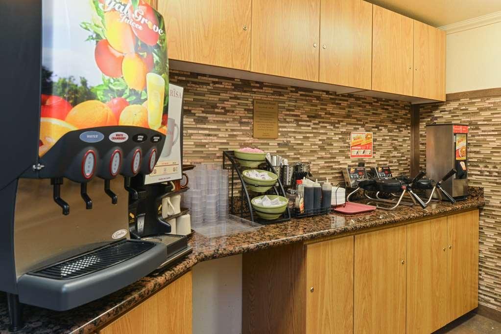 Best Western Plus Landmark Inn - Desayuno Buffet